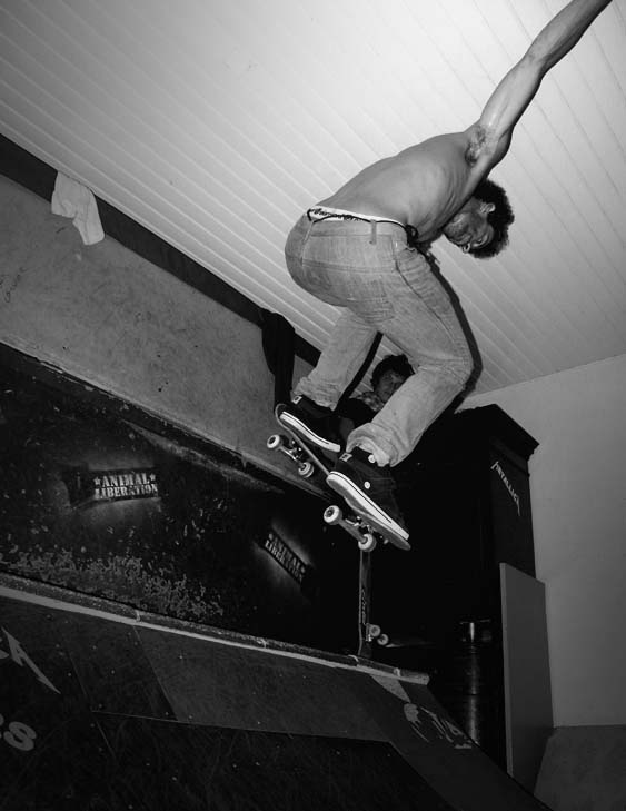 Guillaume kanoufi blunt fakie